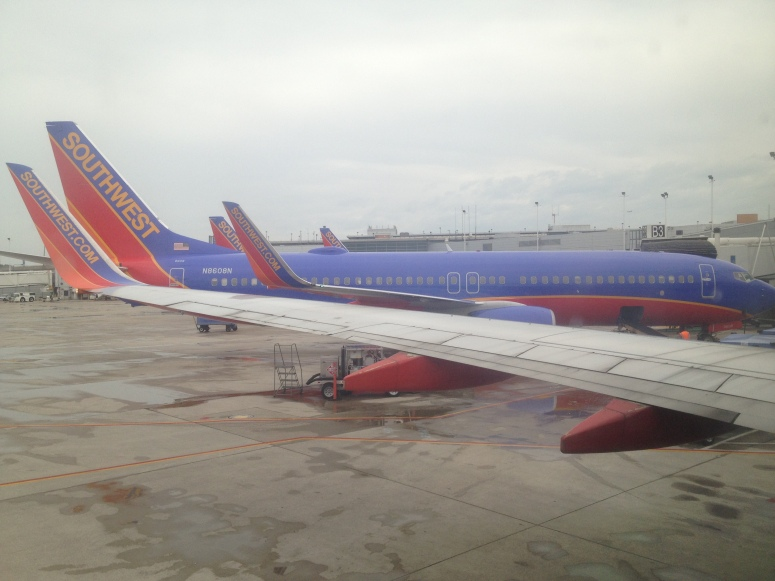 Southwest Airplane Tails
