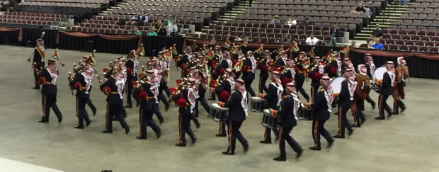 Jordanian-Armed-Forces-Bagpipe-Band